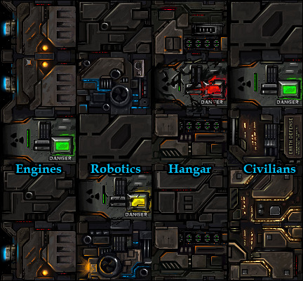 Free Tower Defense Tiles