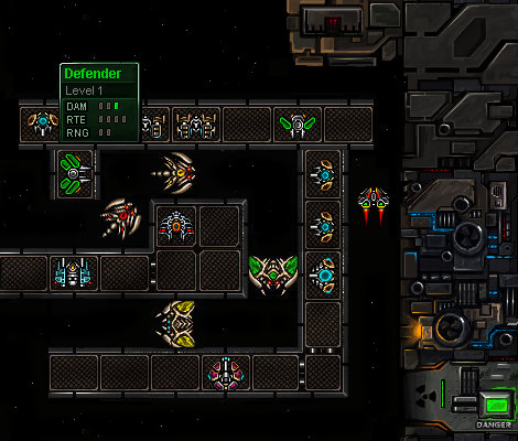 upgrade tower defense